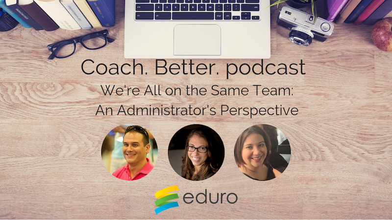 Episode 7: We're All on the Same Team: A School Leader's Perspective with Rebekah Madrid