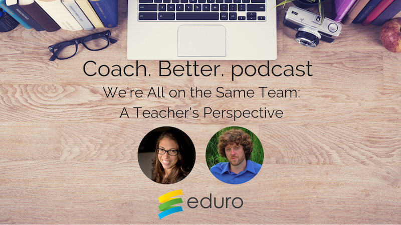 Episode 9: We're All on the Same Team: A Teacher's Perspective with Reid Wilson