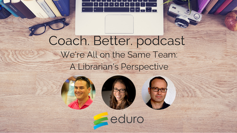 Episode 6: We're All on the Same Team: A Librarians Perspective with Philip Williams