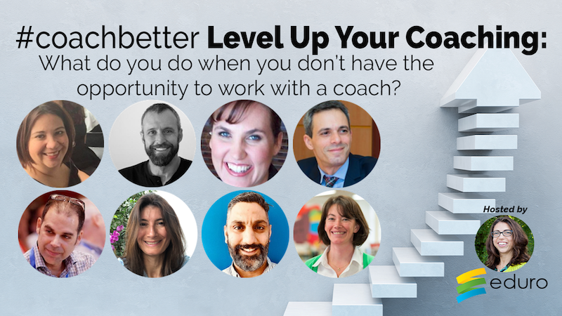 Episode 28: Level Up Your Coaching 4: What do you do when you don't have the opportunity to work with a coach?