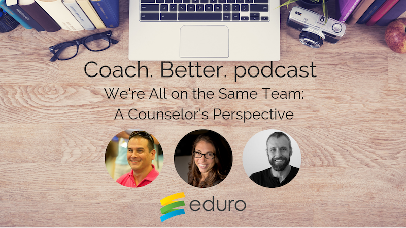 Episode 14: We're All on the Same Team: A Counselor's Perspective with Adam Clark