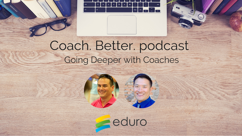 Episode 8: Going Deeper With Coaches Featuring: Jess Keummerlin