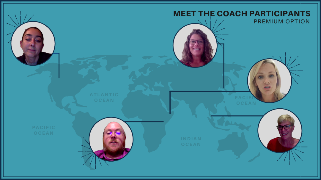 Meet The Coach Participants