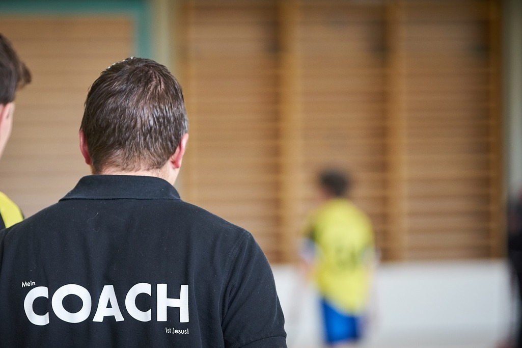 Everybody Needs a Coach