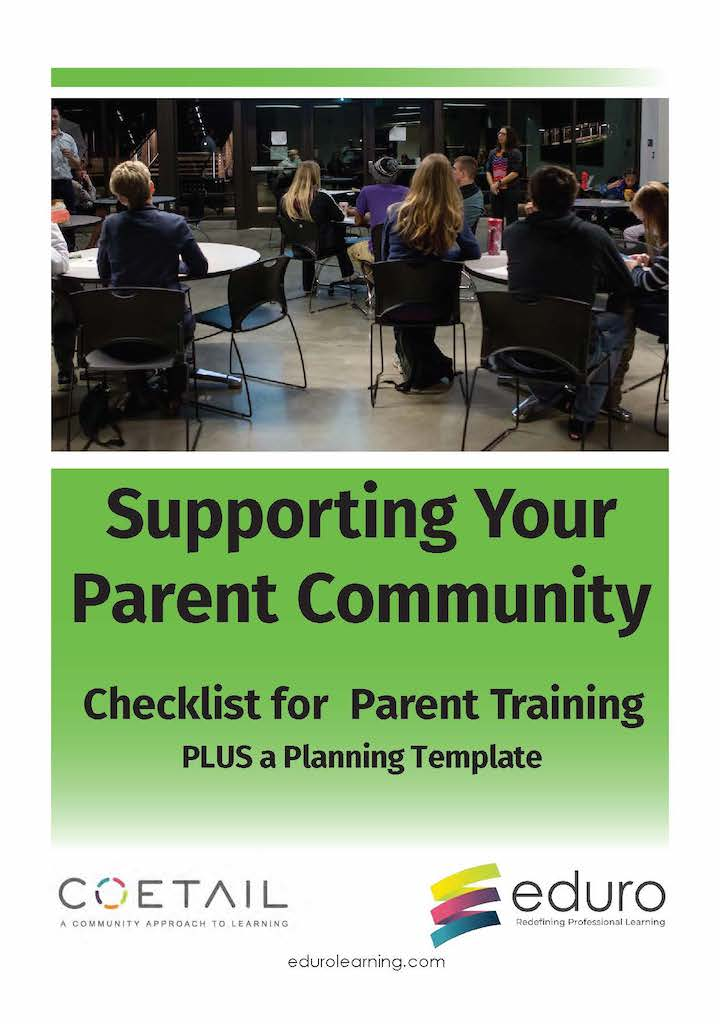Supporting Your Parent Community: Checklist & Template for Parent Training