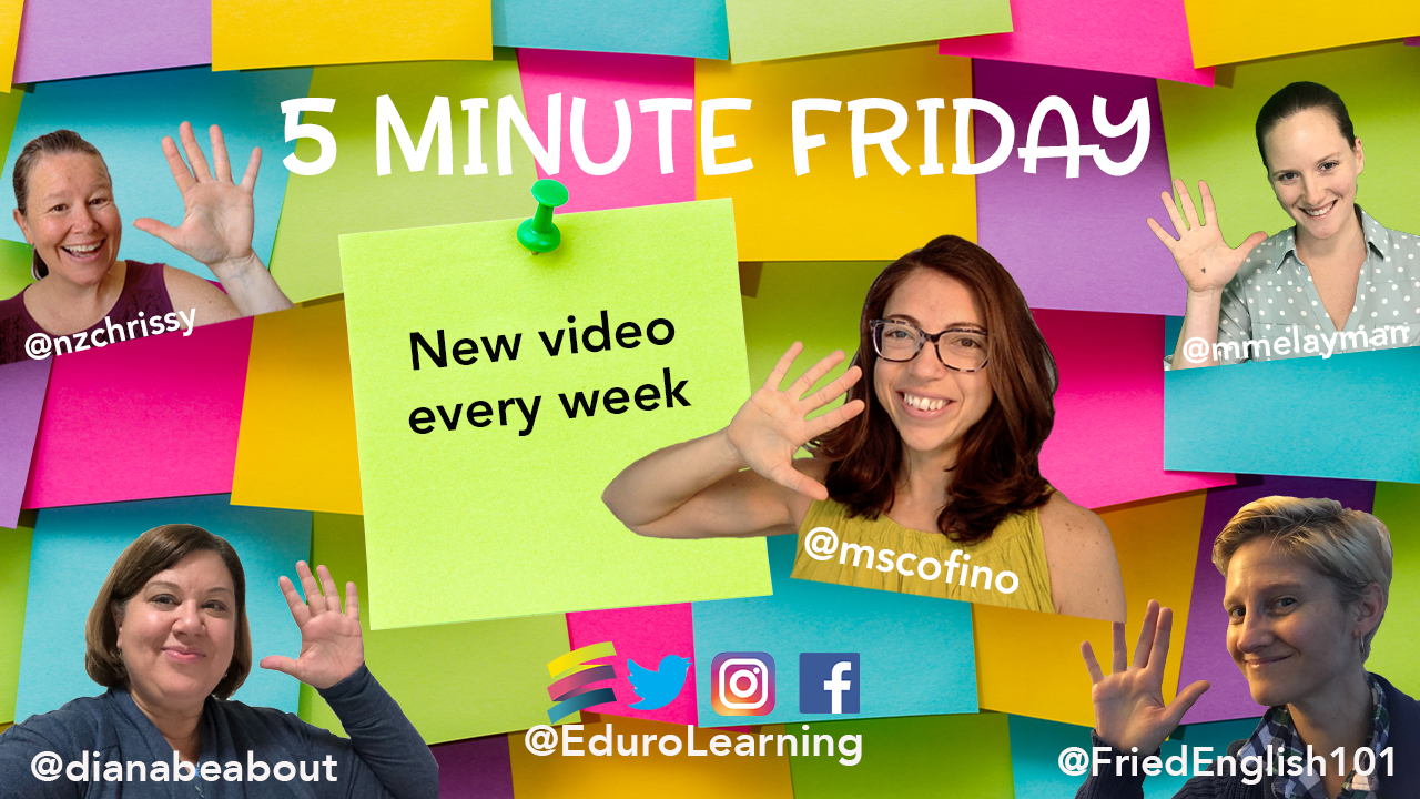 5 Minute Friday on YouTube