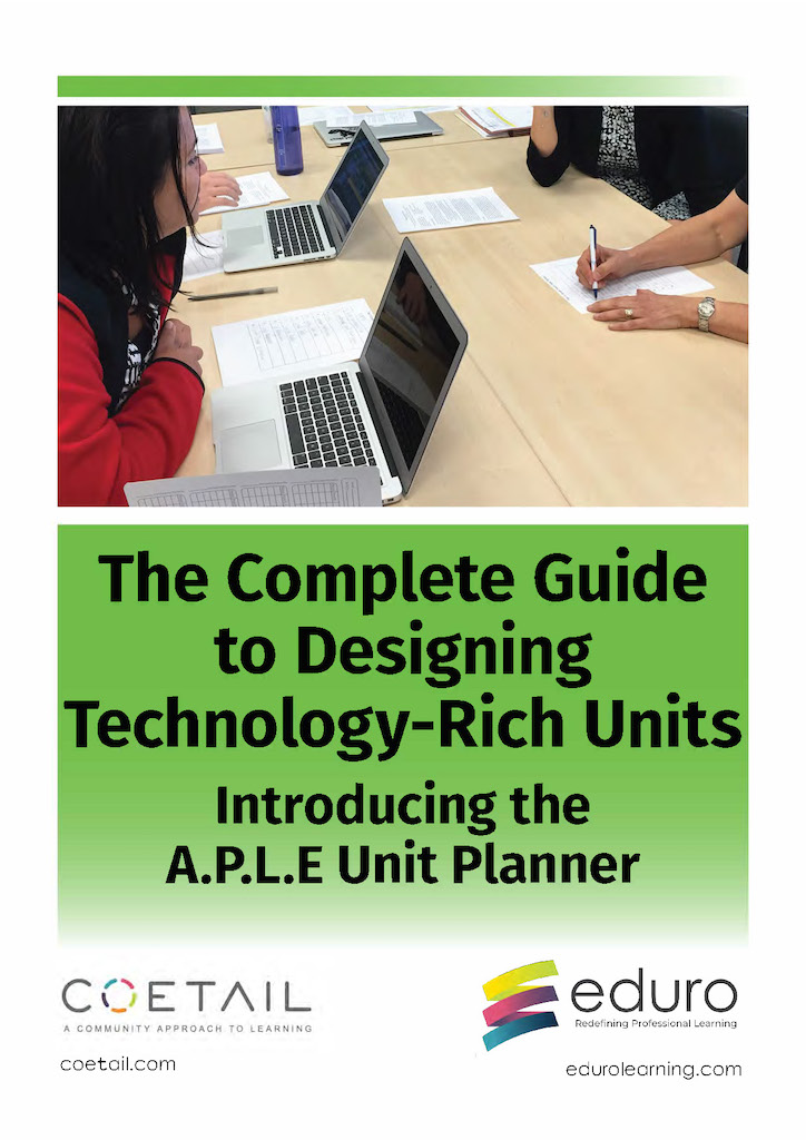 The Complete Guide to Designing Technology-Rich Units cover