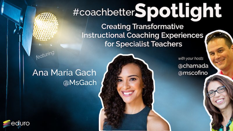 #coachbetter: Episode 83: Creating Transformative Instructional Coaching Experiences for Specialist Teachers