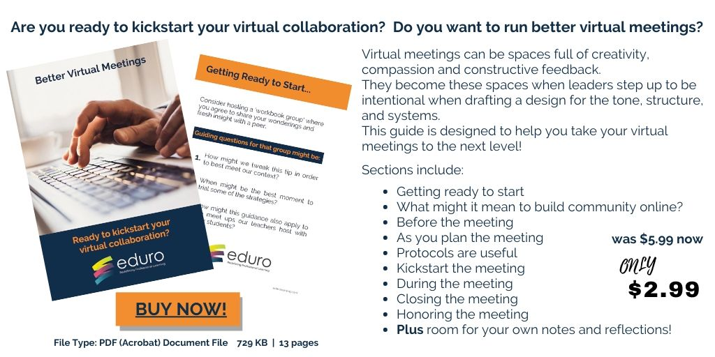better virutal meetings