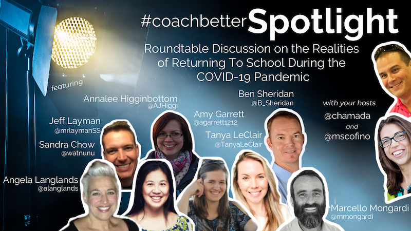 Roundtable Discussion on the Realities of Returning to School During the COVID-19 Pandemic