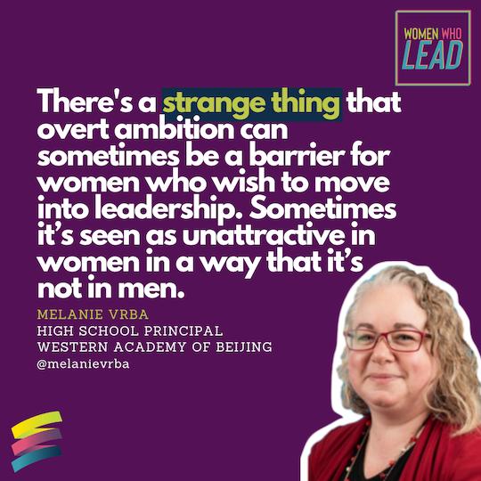 Melanie Vrba quote