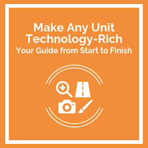 Make Any Unit Technology-Rich