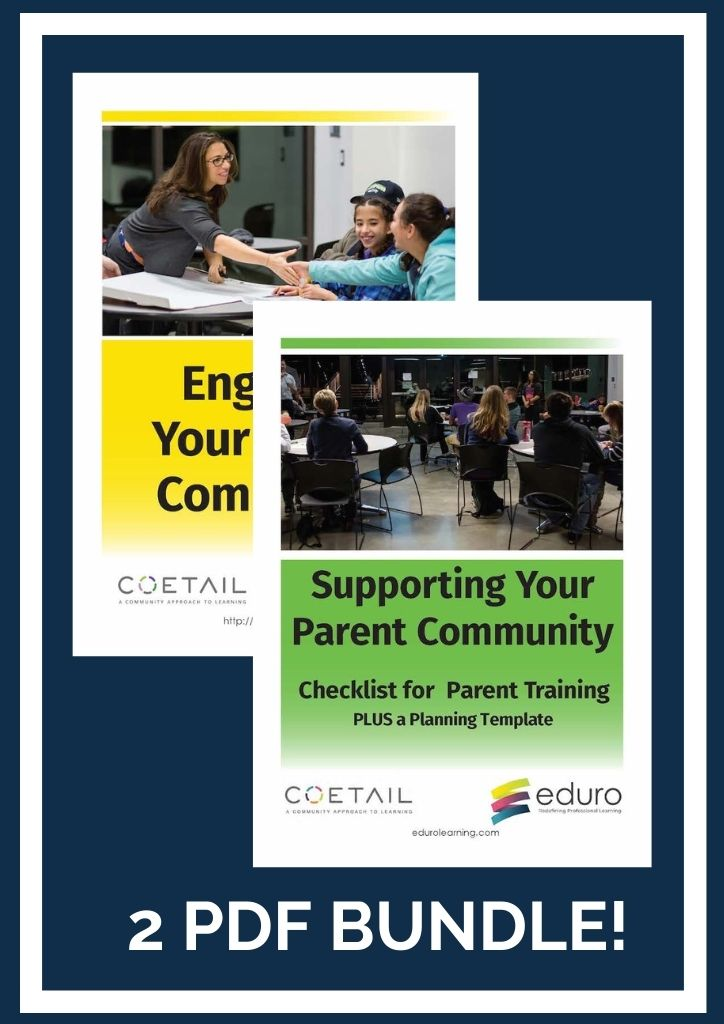 Engaging & Supporting Your Parent Community PDF Bundle