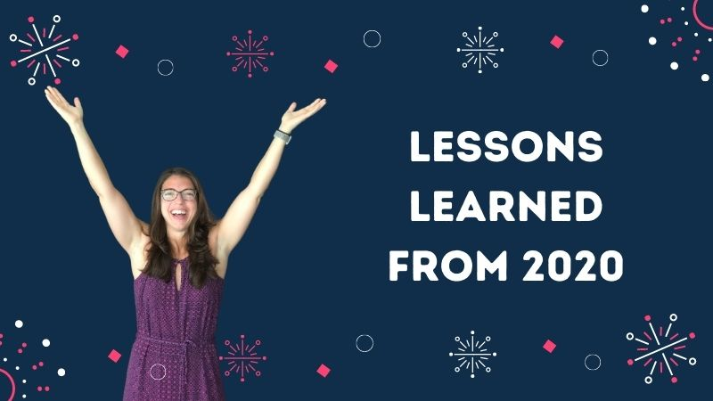 5 Lessons Learned From 2020