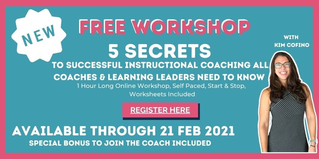 NEW: Free Workshop