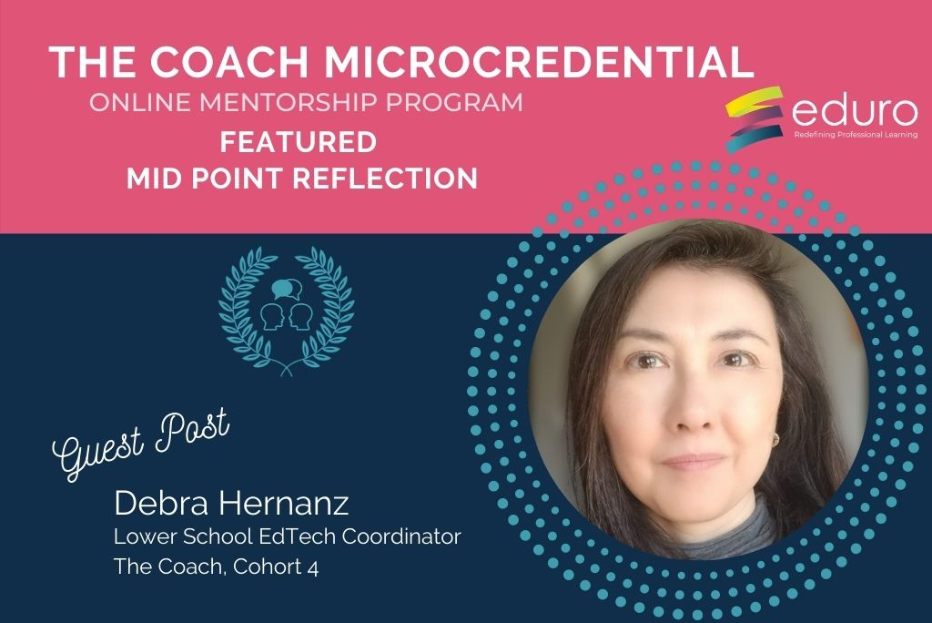 Guest Post: Mid-Point Reflection: Debra Hernanz