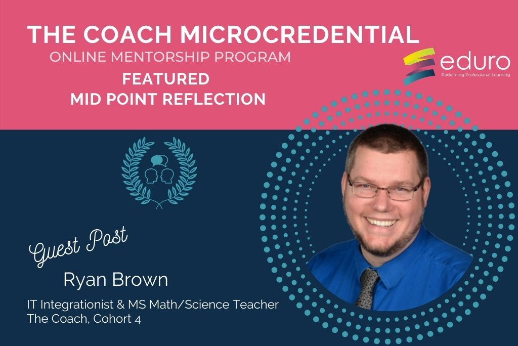 Guest Post: Mid-Point Reflection: Ryan Brown