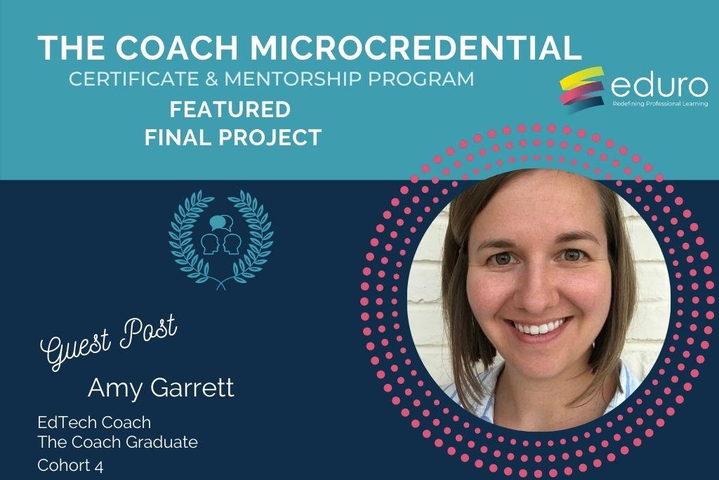 Guest Post: The Coach Final Project: Amy Garrett