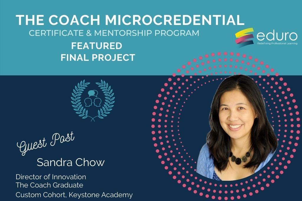 Guest Post: The Coach (Custom Cohort) Final Project: Sandra Chow
