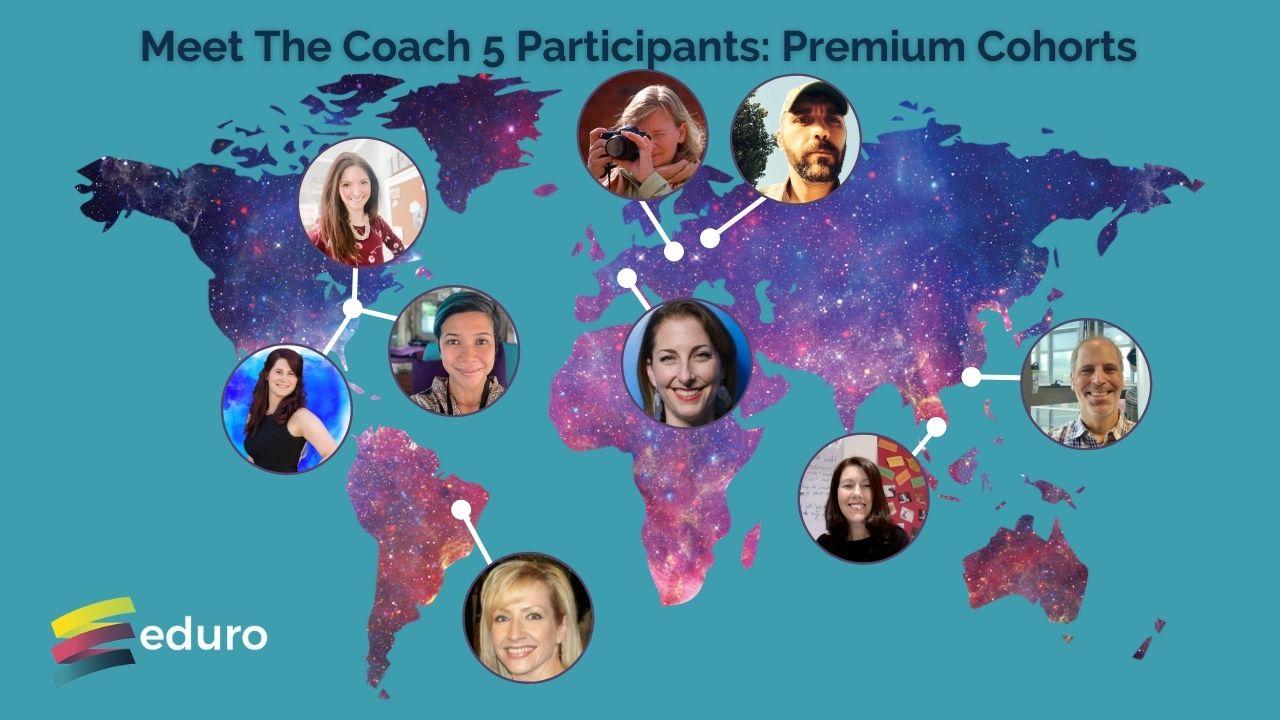 Meet The Coach 5 Participants (Premium Cohorts)