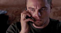 Aquele momento que o telefone fica mudo