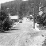 Thumbnail of Eastsound Main Street in the 1930s