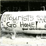 Thumbnail of Tourists Go Home