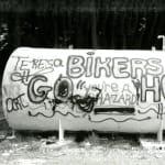 Thumbnail of Bikers Go Home