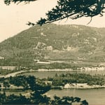 Thumbnail of The Village with Madrona Point and Buck Mountain in the distance