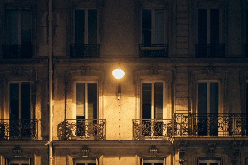 Image for 'Night in Paris'