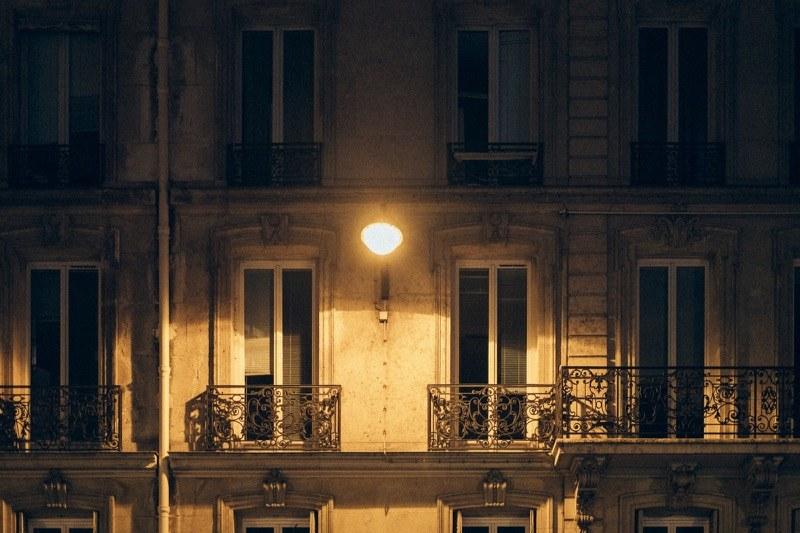 Image for 'Night in Paris'