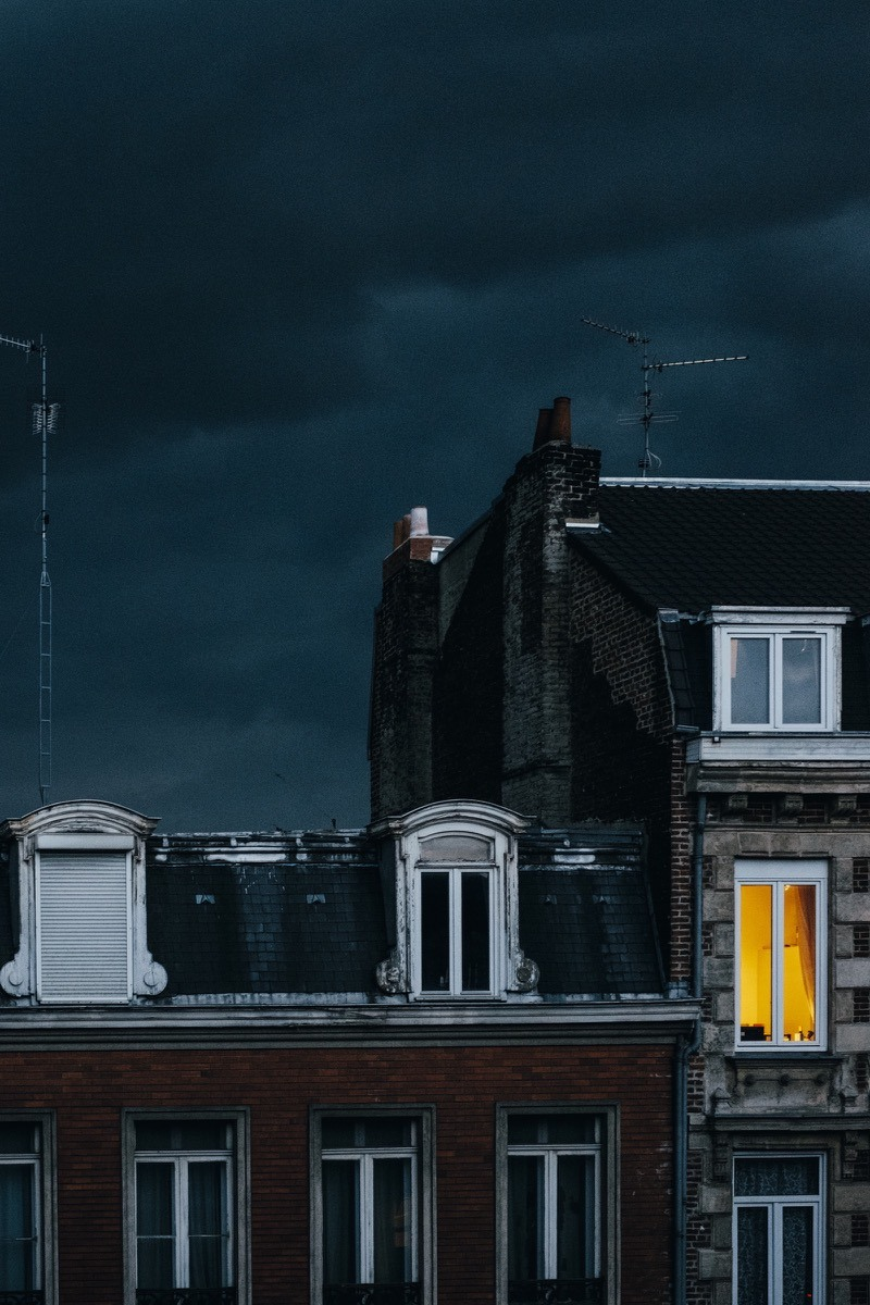 Image for 'Stormy Evening, Lille'