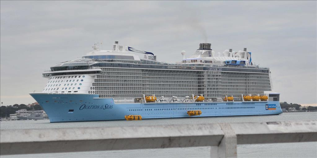 Ovation Of The Seas Vs Radiance Of The Seas Compare Cruise - Radiance of the seas