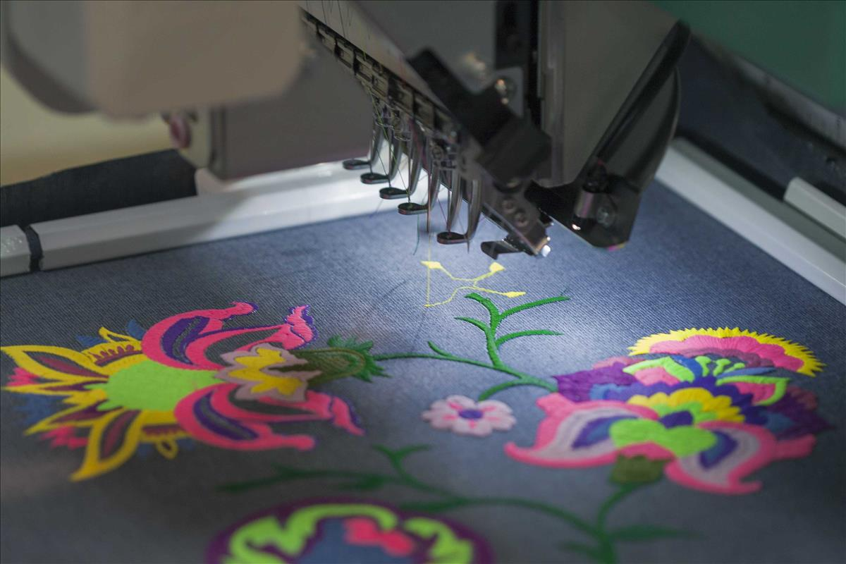 Top 10 Embroidery Machines for 2019