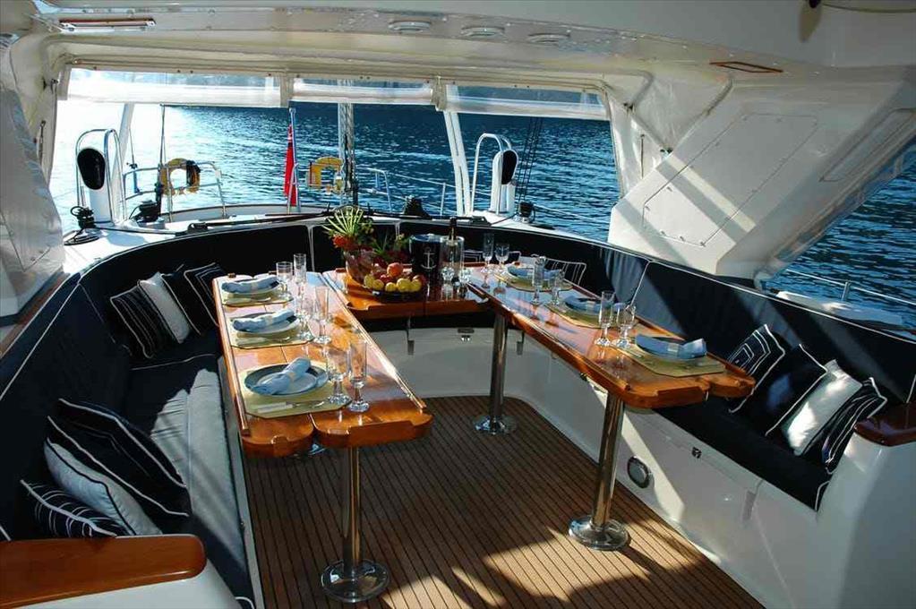 luxury travel yacht