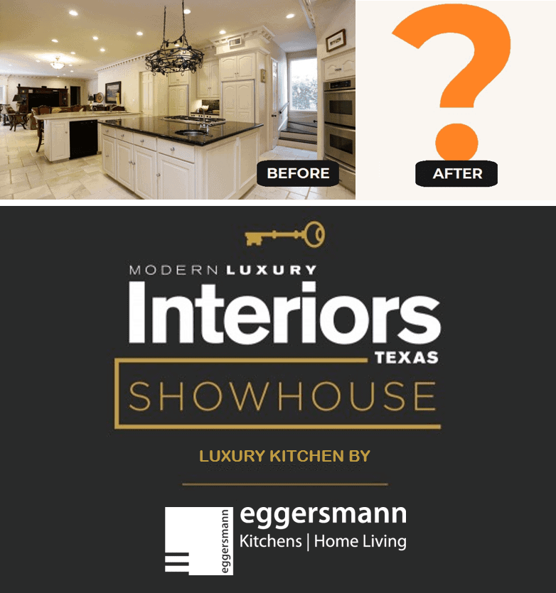 eggersmann kitchen and media room featured at texas showhouse