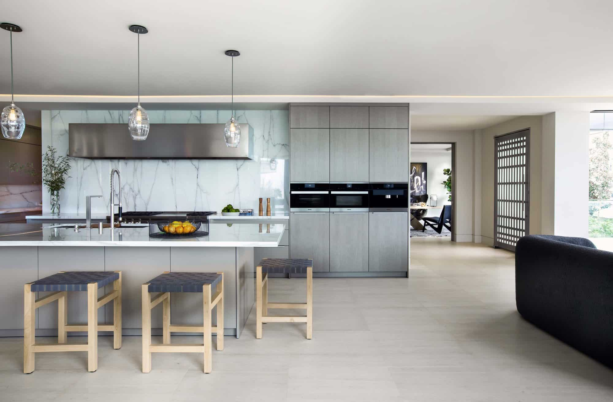 eggersmann kitchen in a corona del mar home