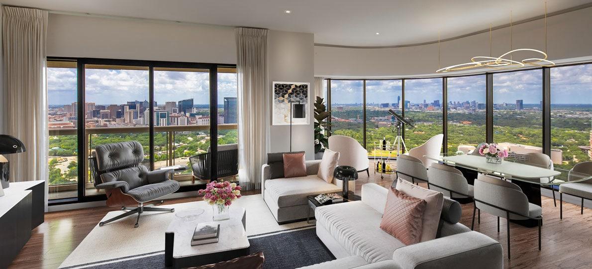 explore The Parklane luxury condos