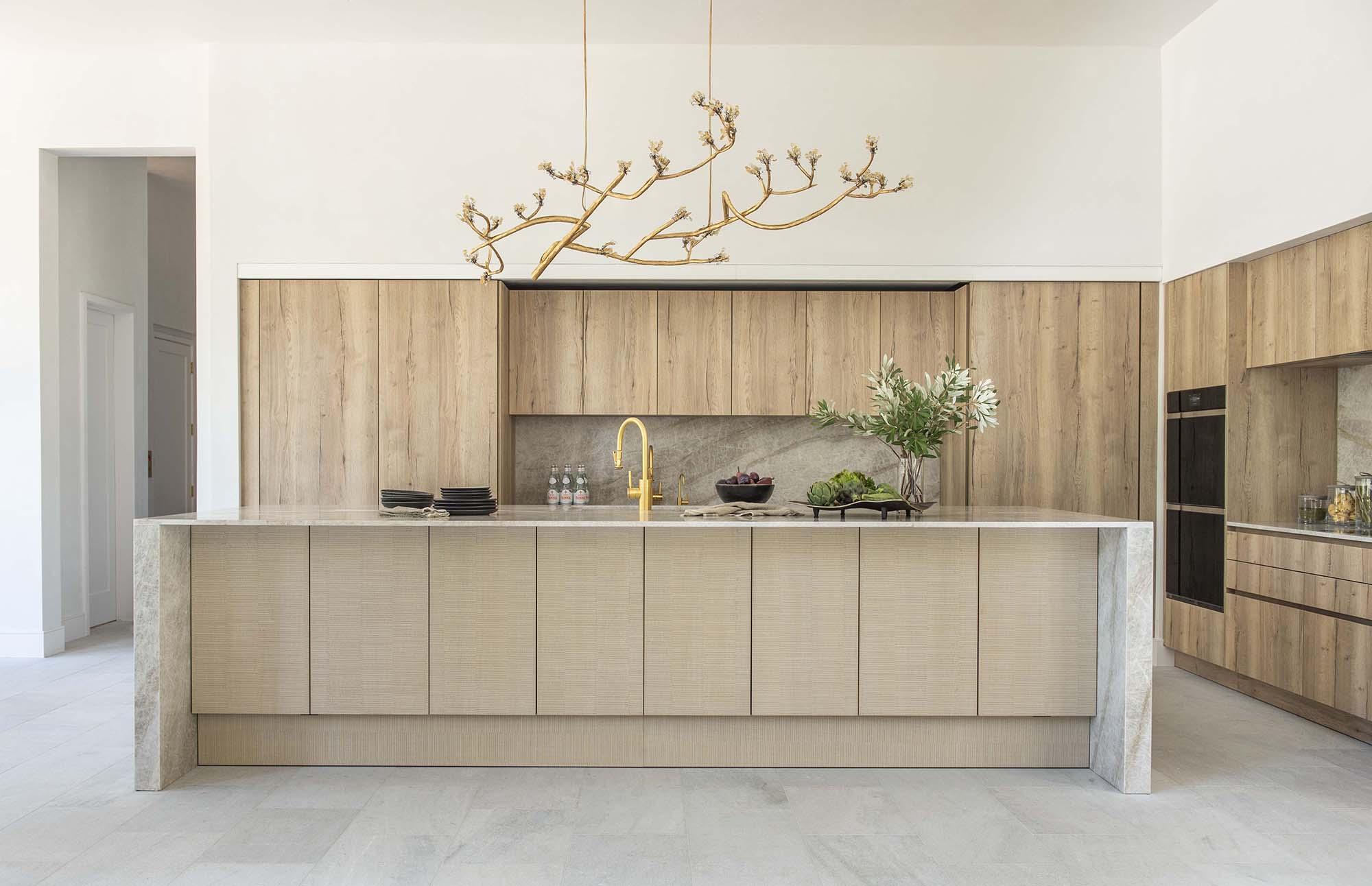 Elegant, Timeless Kitchen in Bunker Hill Village