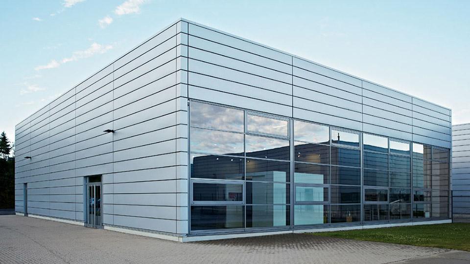 dornbracht headquarters building in iserlohn germany