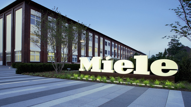miele headquarters building