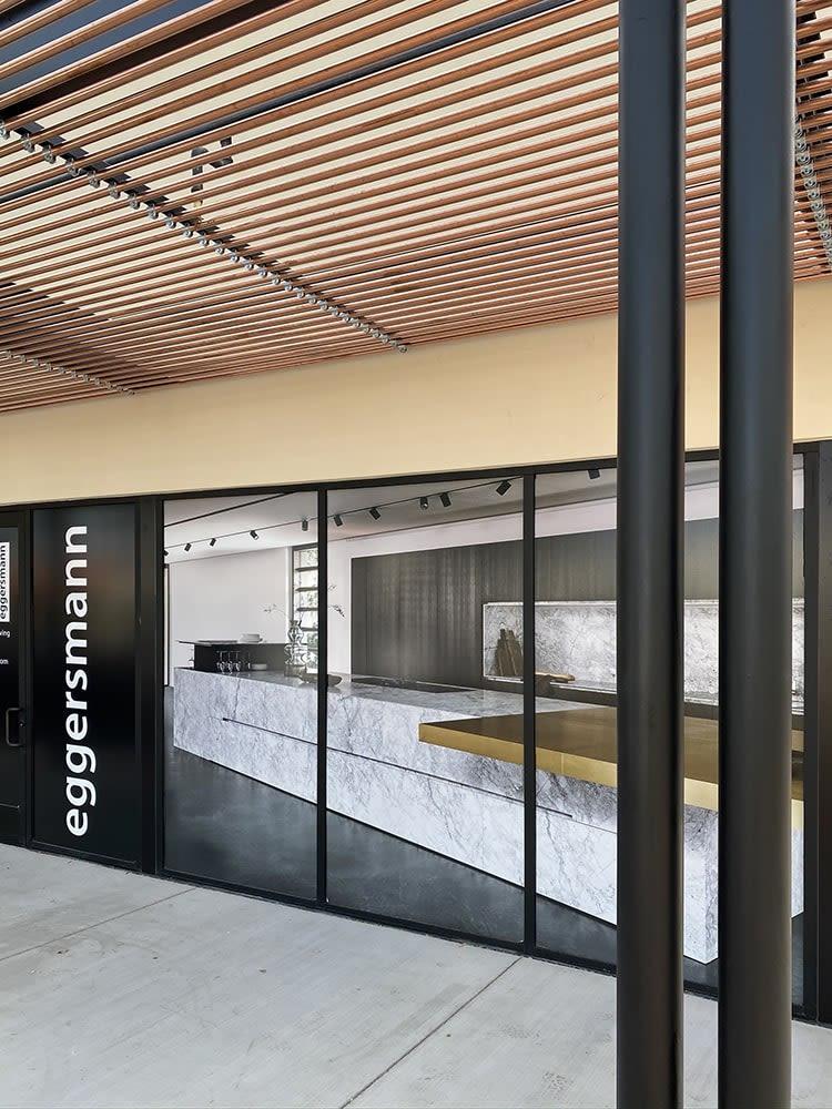 eggersmann scottsdale new showroom entrance