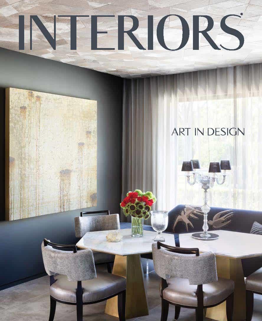 eggersmann 15 Square featured in Interiors Magazine