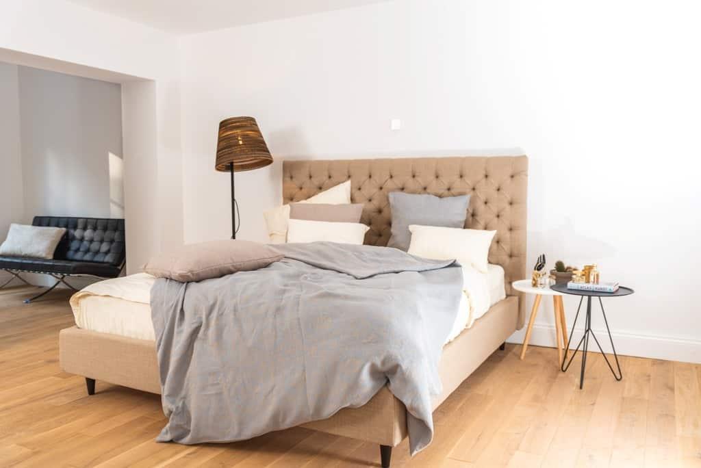 modern luxury bedroom by eggersmann