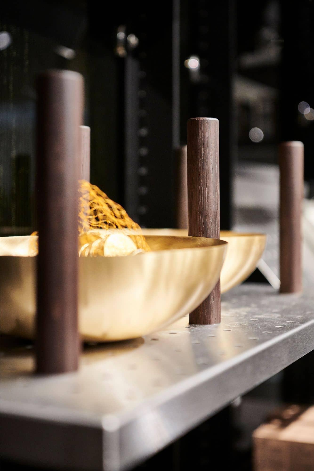 custom storage solutions inside eggersmann german cabinetry
