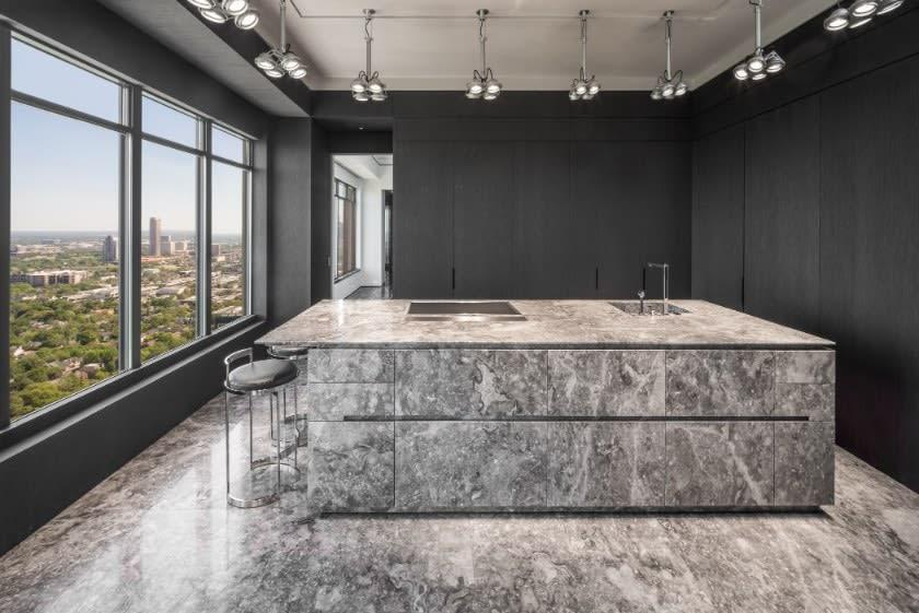 Project: Houston High-Rise Kitchen Renovation