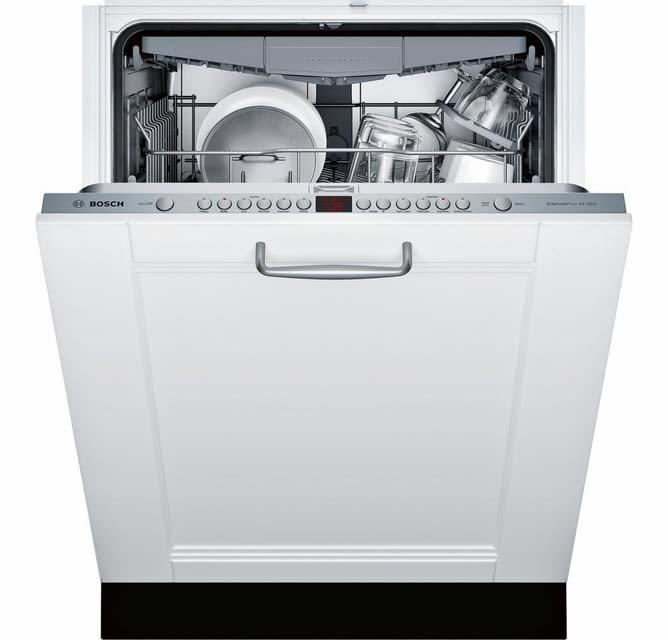 800 Series C ustom Panel Dishwasherused in the parklane kitchens by eggersmann