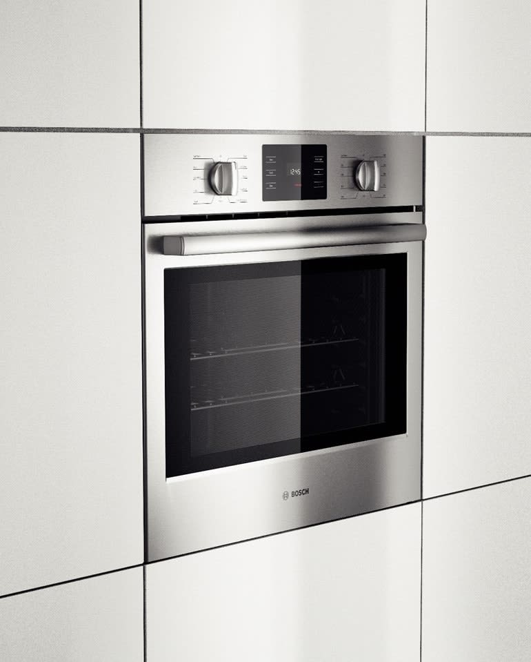 500 Series Single Wall Oven used in the parklane kitchens by eggersmann