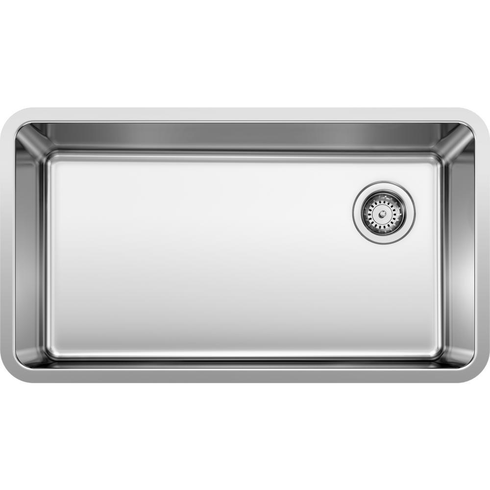 blano sink installed in the parklane kitchens by eggersmann