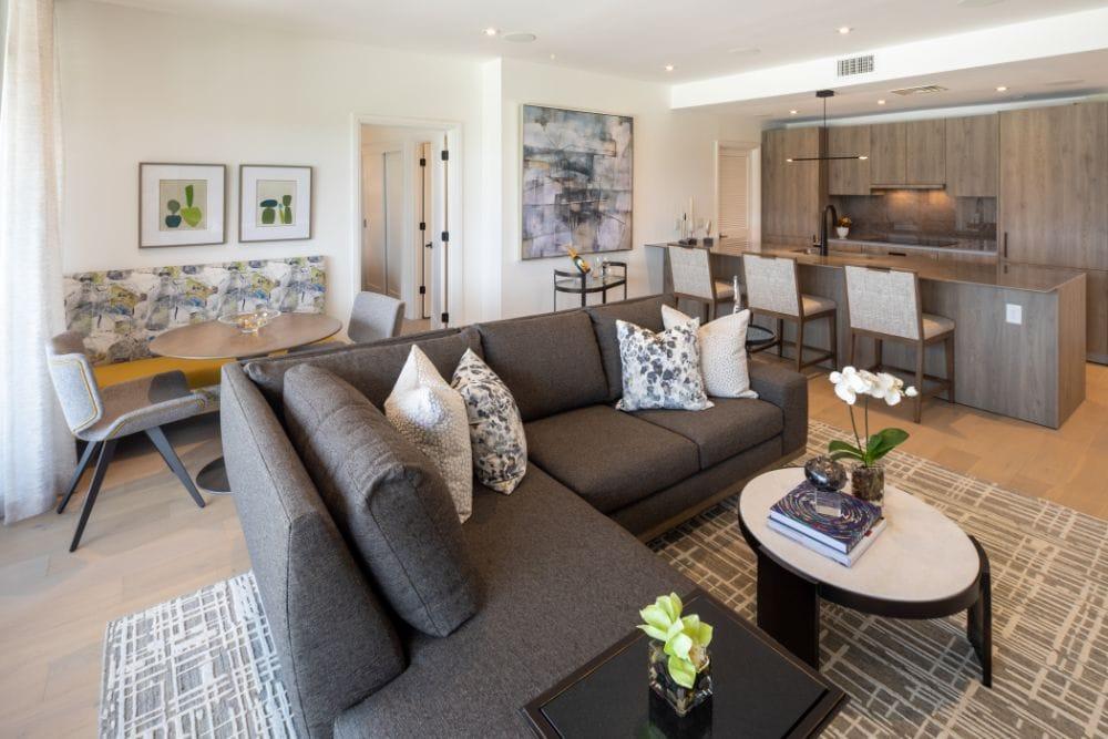 Luxury Condo Life at The Parklane